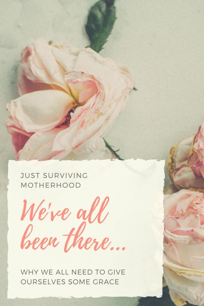 Just Surviving motherhood-3